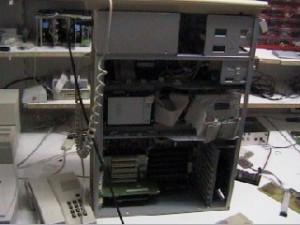My Amiga 3000T